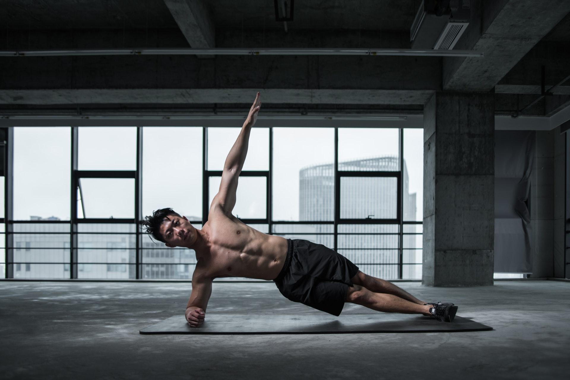Yoga Strength Building